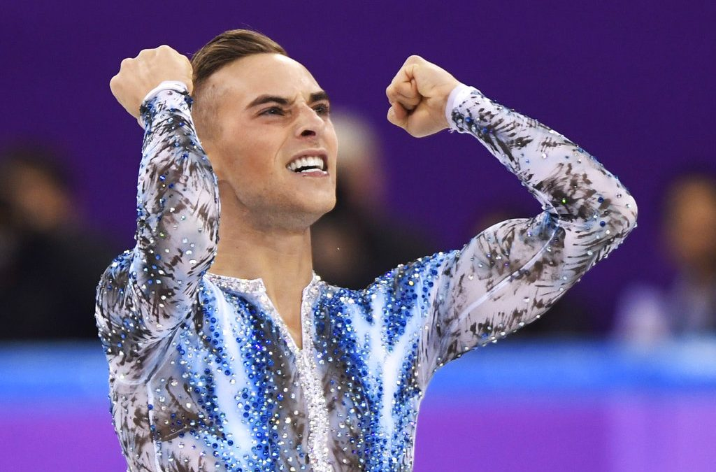 Watch: Clarks Summit Olympian Adam Rippon speaks about memoir