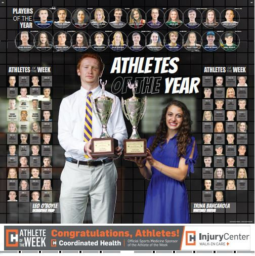 HS SPORTS: Congratulations to the athletes who made 2018-19 special