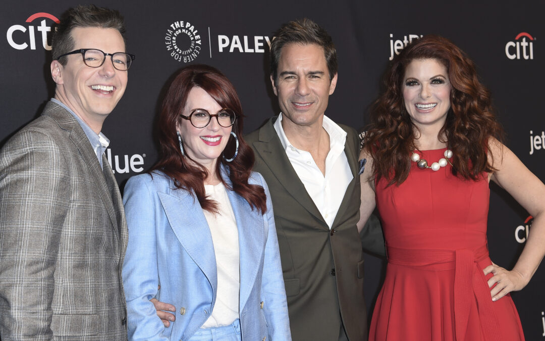 NBC's 'Will & Grace' reboot to end in 2020 after 3 seasons
