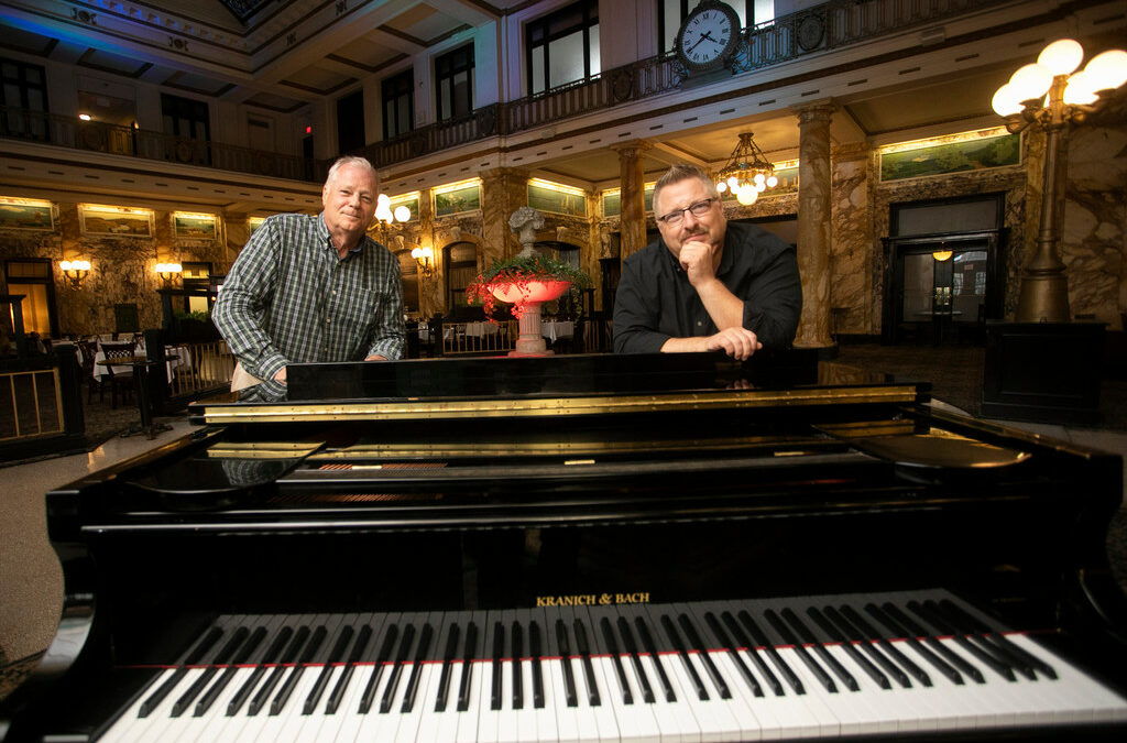Scranton Jazz Festival founders upbeat about future at anniversary