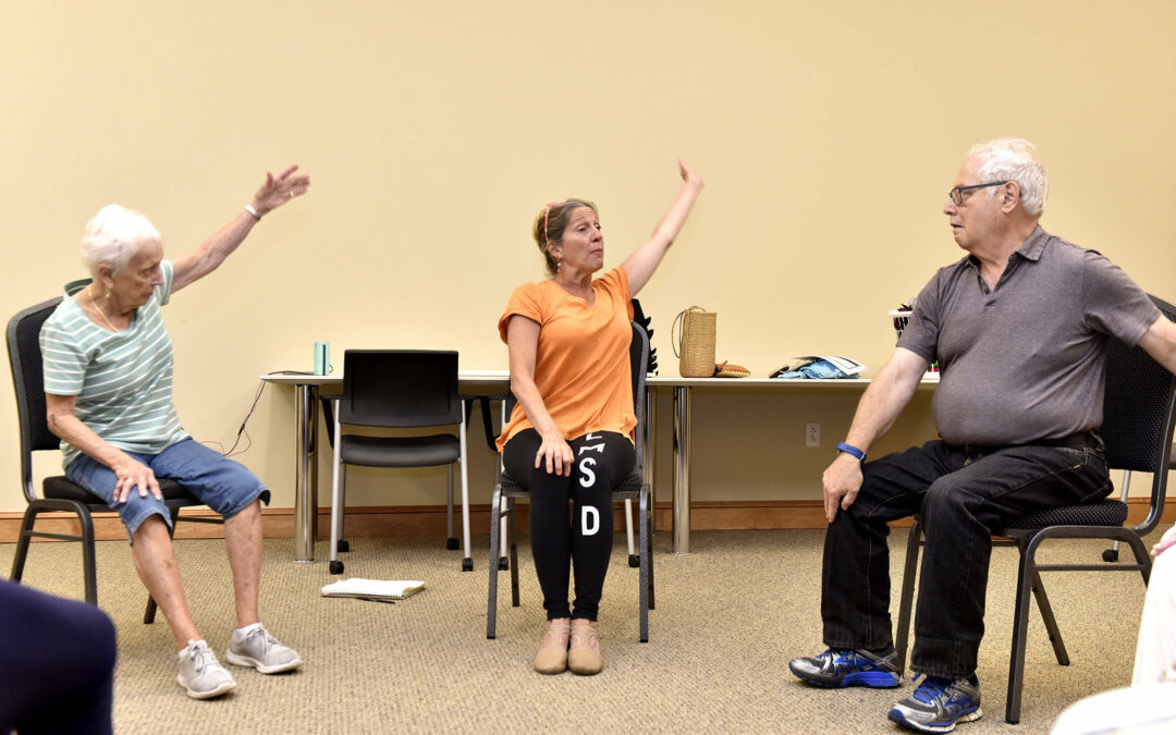JCC offers free dance classes for people with Parkinson's disease