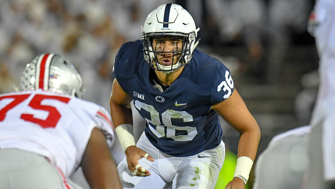 The 2019 Penn State Nittany Lions: Middle linebacker