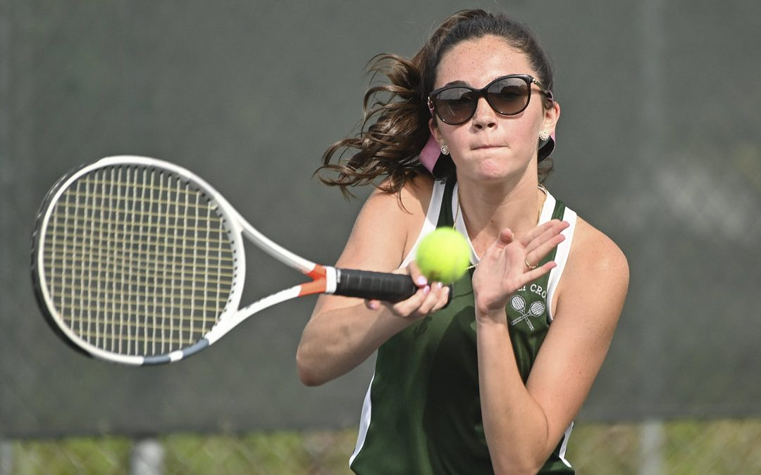 HS TENNIS: Abington Heights and Scranton Prep on collision course; West Scranton still unbeaten
