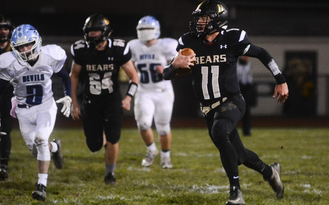 Athlete of the Week: Danny Lawrence, Mahanoy Area