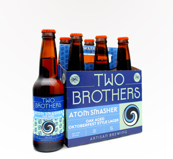 Two Brothers Brewing's Oktoberfest beer challenges what a marzenbier can be