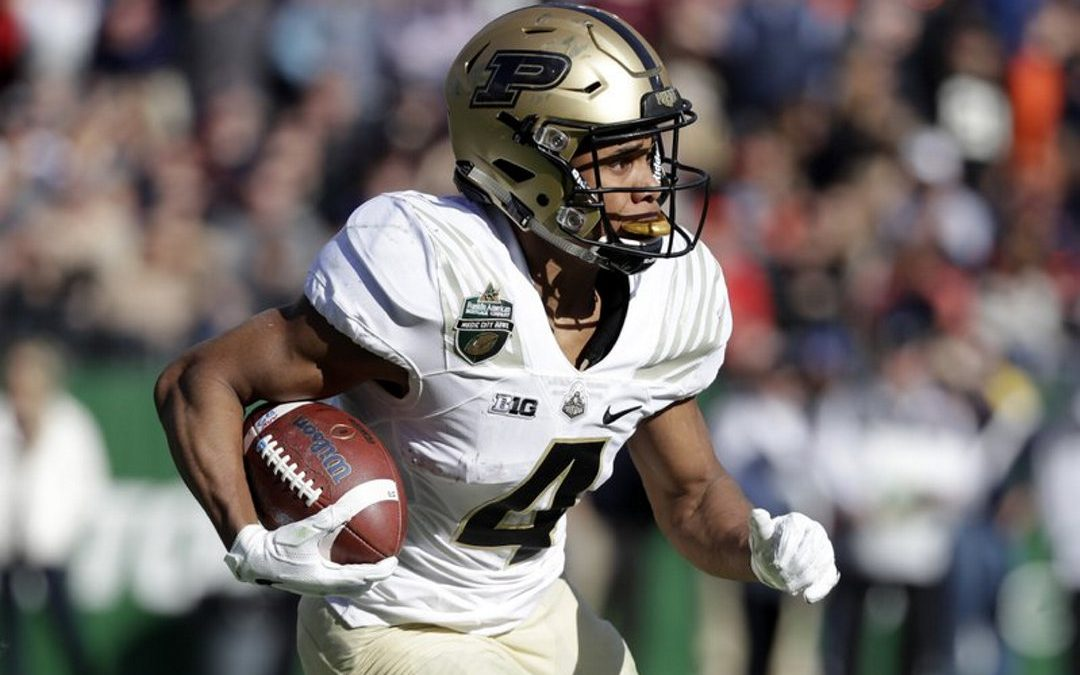 Scouting the opponent: The Purdue Boilermakers