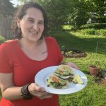 GIA MAZUR / STAFF PHOTO Empowered Eating at the Greenhouse Project is this week's Local Flavor Gives Back recipient thanks to Paulina Lizbeth's Nopal Tacos recipe, which will be a featured dish at the group's Plant-based Mexican Dishes class on Thursday, June 6.