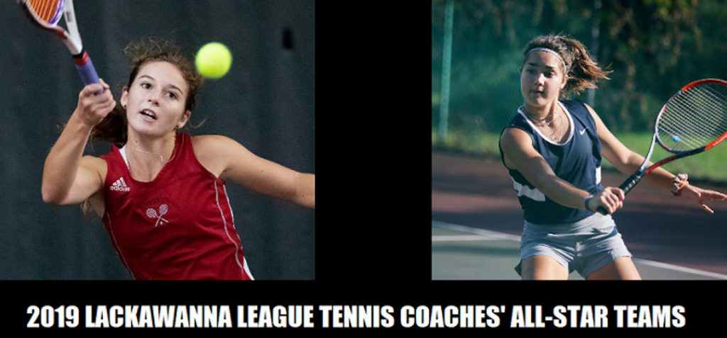 HS TENNIS: 2019 Lackawanna League Coaches' All-Star Teams