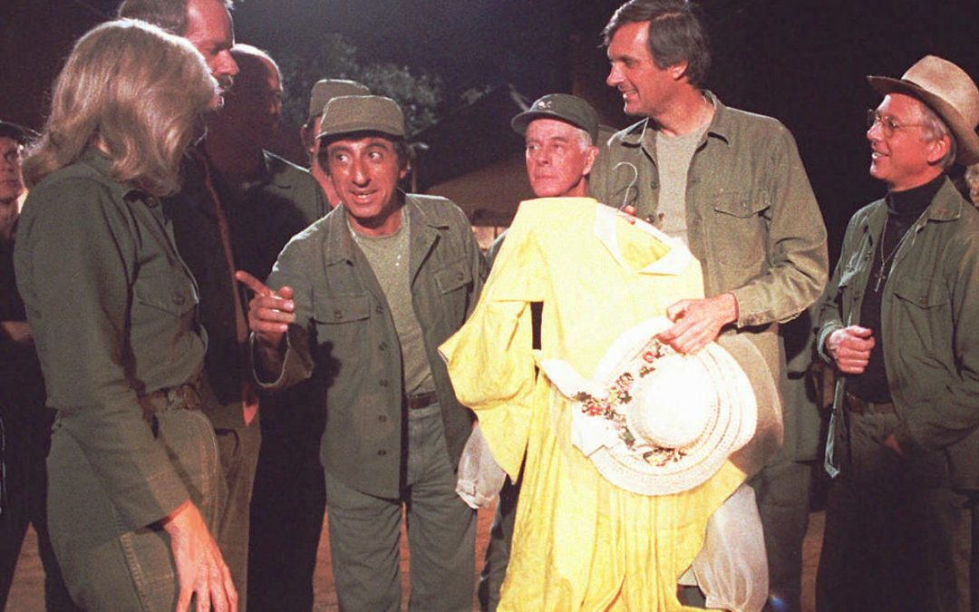 TV's long-runners: 'M*A*S*H' and 'Cheers'
