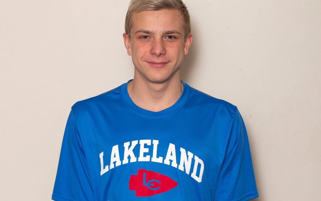 Athlete of the Week Extra: More with Lakeland's Peter Kawash
