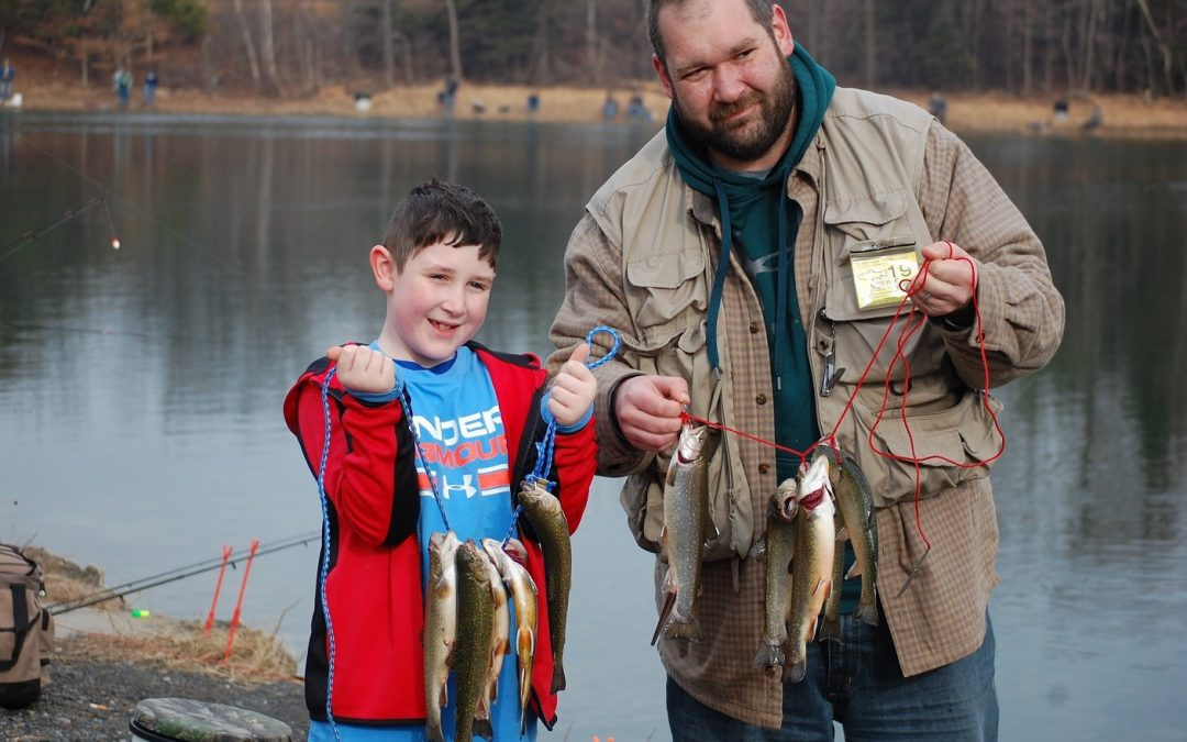 Trout season: A day for bonding, fellowship and tradition