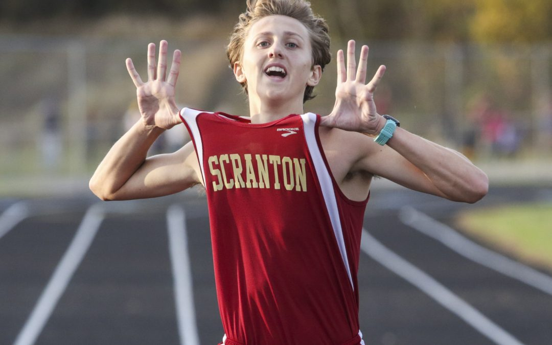 HS TRACK AND FIELD: Christianson cherishes opportunity at Temple