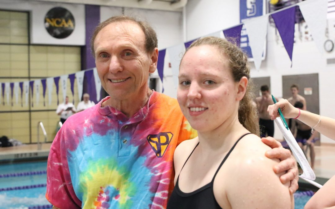 HS SWIMMING: Thiers' bond grew stronger on memorable journey