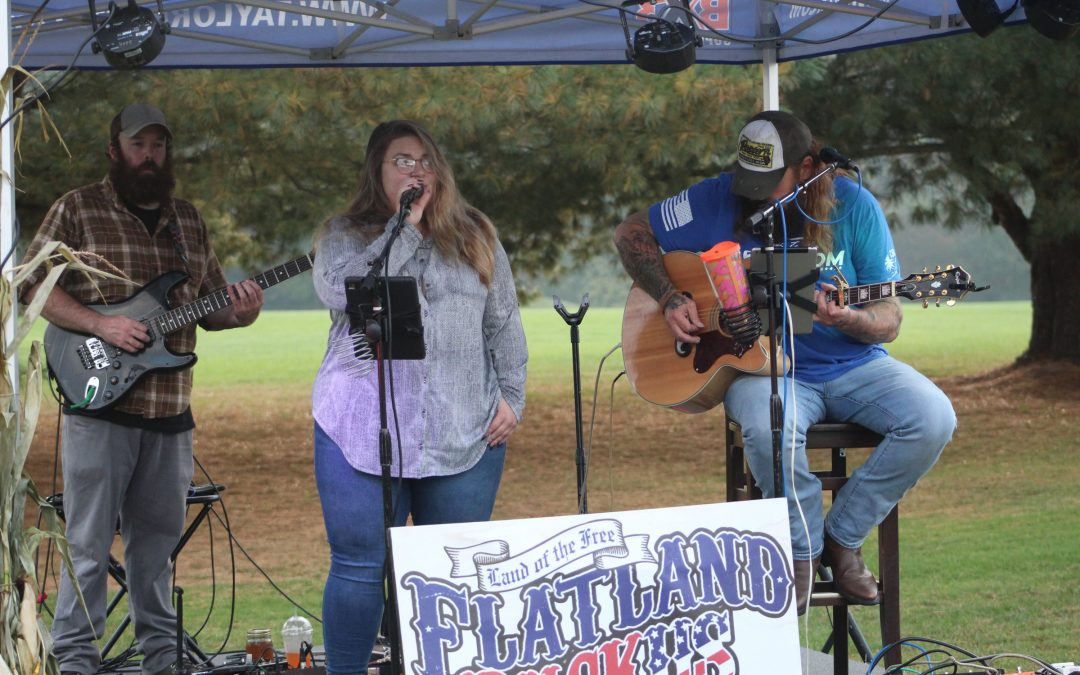 Flatland Ruckus shares passion for country music