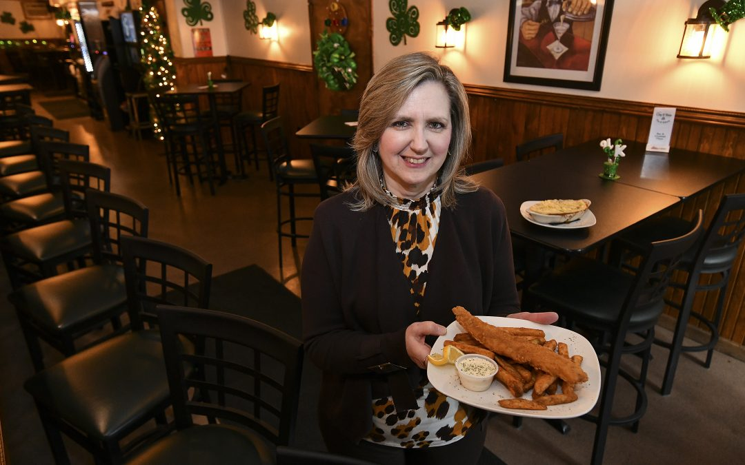 Dig in to Irish favorites at Carbondale pub