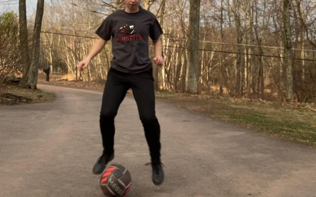 Northeast United Soccer Club's 2,500 Touch Explosion catching on