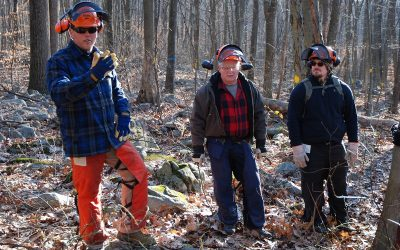 Collaborative project on SGL 80 inproves wildlife habitat