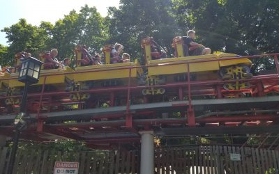 Coronavirus delays big year for area amusement parks