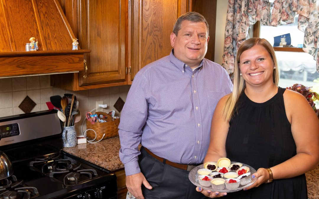 Family cherishes matriarch's cheesecake recipe