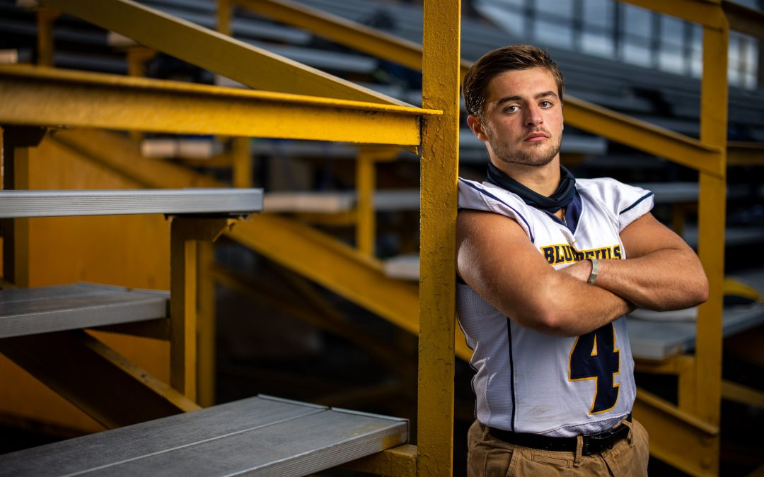 Athlete of the Week Extra: More with Old Forge's Colin Holzman